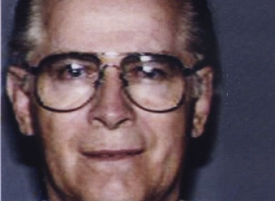 A 1994 photo of Bulger released by the FBI