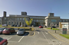 How did private medical records end up in a bin outside Roscommon Hospital?