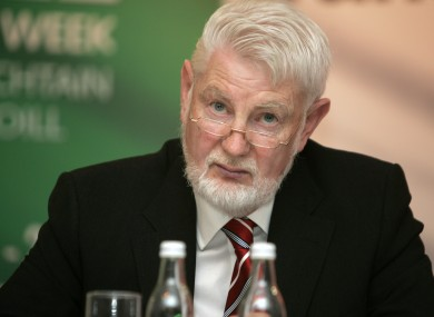 David Begg of ICTU has said that the workers were treated