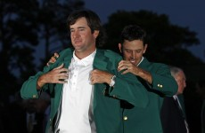 On the up: Masters champion Watson climbs to Number 4 in world rankings