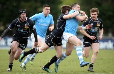 Garryowen survive double yellow card blow to win All-Ireland Final