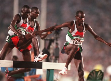 Kenyan domination has come to define international long distance running.