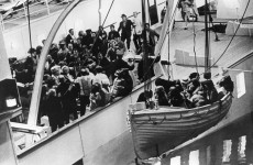 Extract: 'They tried to keep us down on the steerage deck as Titanic sank'
