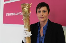 Hands on: Shannon worker becomes unexpected Olympic torchbearer