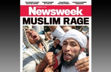 'Muslim rage' cover of Newsweek turns into #MuslimRage Twitter jokefest