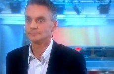 Video: Acting BBC director general walks off live TV interview