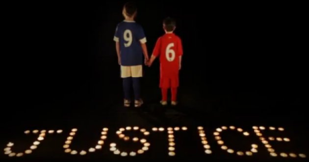 VIDEO: Hansen, Dalglish join Macca to record Hillsborough Christmas single