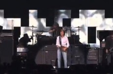 You want to see Paul McCartney playing with Nirvana, right?