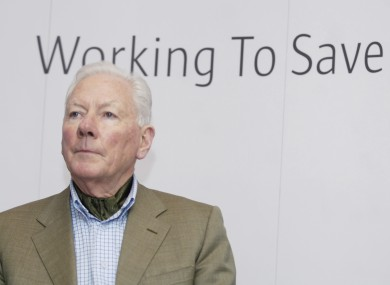 RSA chairman Gay Byrne said the fall in road deaths was