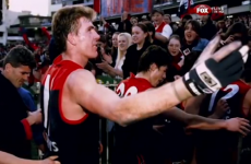 'He left an indelible mark': Aussie TV marks Jim Stynes' anniversary with moving tribute