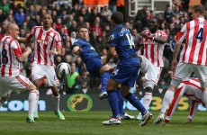 As it happened: Stoke v Manchester United, Premier League