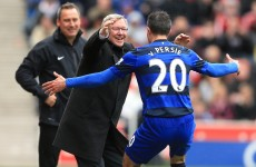 Title 1 win away but Fergie sets his sights on record points tally