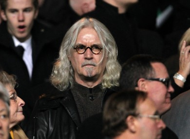Billy Connolly (File photo)