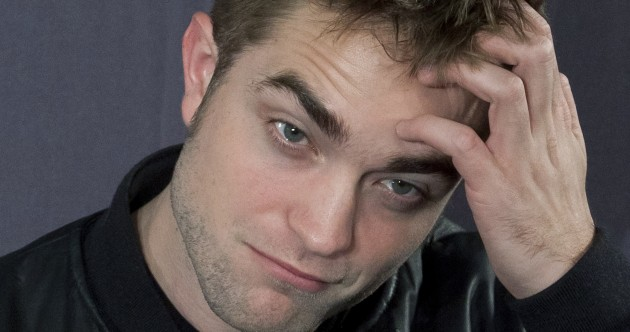 Robert Pattinson hates Twilight, and here's the hard evidence