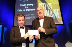 Kevin Barry's City of Bohane wins the prestigious IMPAC DUBLIN Literary Award
