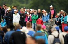 Irish challenge sinks on Day 3 at Carton House