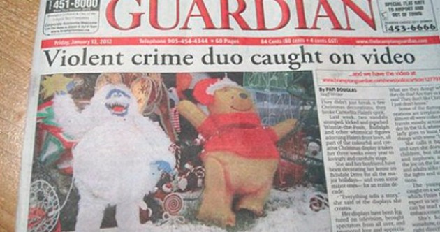 25 newspaper and magazine blunders that are unintentionally hilarious