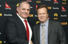 Ewen McKenzie confirmed as Australia's new coach