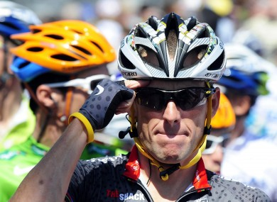 The revelations about Lance Armstrong have not hurt Tour de France viewing figures.