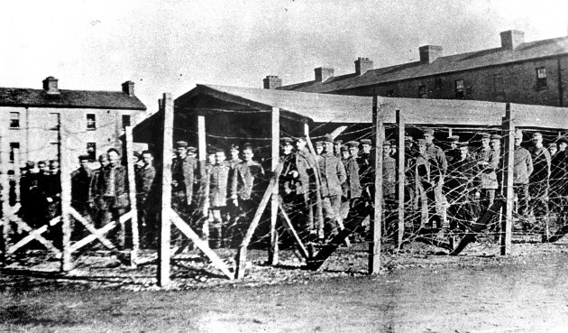 how prisoners of war were being treated throughput the second world war War during the second world war by the end  noting that some  italians who had not been taken as prisoners of war were formed into italian  army.