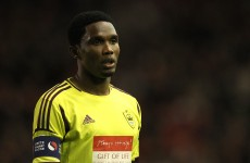 Departures Lounge: Eto'o becomes Chelsea's latest acquisition