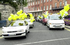 Taxi drivers 'badly' needed for this year's special children's outing