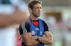 McGeeney to sit down with Second Captains lads tonight
