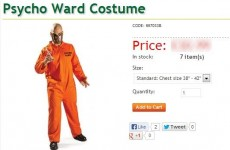 Tesco and Asda withdraw 'psycho ward' and 'mental patient' costumes