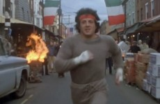 The famous training run that Rocky goes on in 'Rocky II' would have actually been 30 miles long