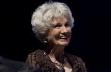 Alice Munro declines Nobel awards invite due to poor health