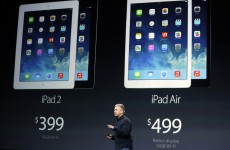 Apple unveils new Macs and thinner iPad Air