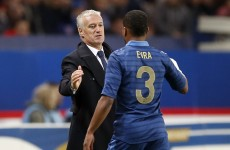 Evra summoned after slamming French pundits as 'bums' and 'parasites'