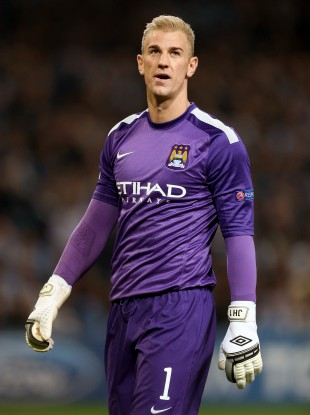 Joe Hart will need to improve on his midweek performance.