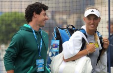 Keeping private private: McIlroy tight-lipped on Wozniacki relationship status