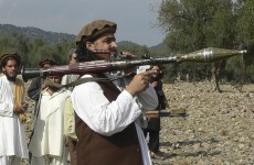 Taliban name interim chief as Pakistan mulls US response