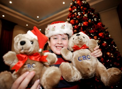 Central Remedial Clinic's Santa Bear Appeal 2009