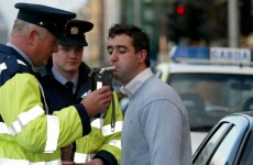 These graphs show how more breath-testing has affected drink-driving