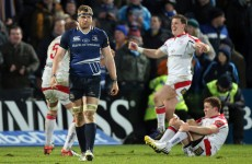 'Below par' Leinster desperate to end 2013 on winning note