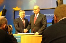 'The Irish people are the real heroes' – Noonan