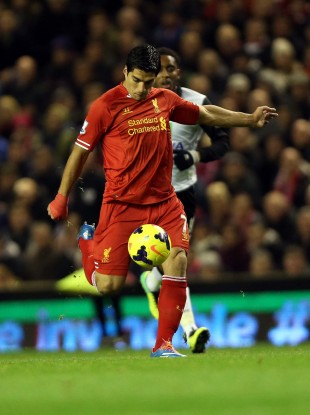 Luis Suarez has been almost unplayable for Liverpool this season after looking for a move away in the summer.