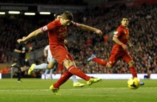 'We'll be title contenders if we're still there with 10 games to go' – Gerrard