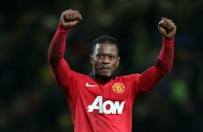 Evra hails renewed winning mentality