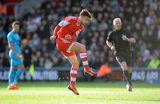 Good enough for Old Trafford? Lallana denies Southampton exit talk