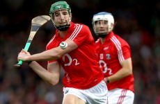 Get Set – Aidan Walsh starts life as a Cork senior hurler tonight