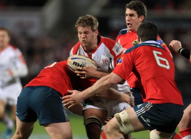 Henry returned to action against Munster on Friday night.