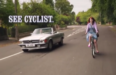 TV ad promoting safe cycling banned for showing cyclist without a helmet