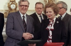 Thatcher considered redrawing NI border to move Catholic areas south