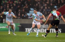 Sexton and Welsh trio to start when Toulouse visit Racing Metro tomorrow