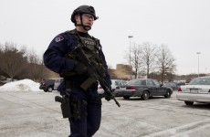 Three killed, including suspected shooter, in US mall attack