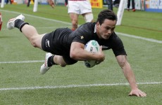 Clermont swoop for All Blacks wing Zac Guildford